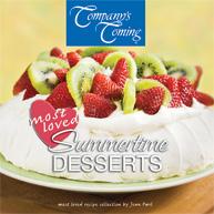 Most Loved Summertime Desserts image