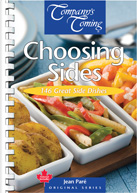Choosing Sides: 146 Great Side Dishes image