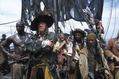 Pirates of the Caribbean: Crew of The Black Pearl