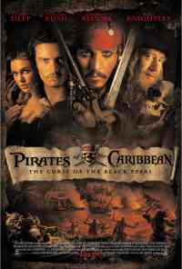 Pirates of the Caribbean: Poster image