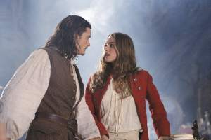 Pirates of the Caribbean: Will Turner & Elizabeth Swann